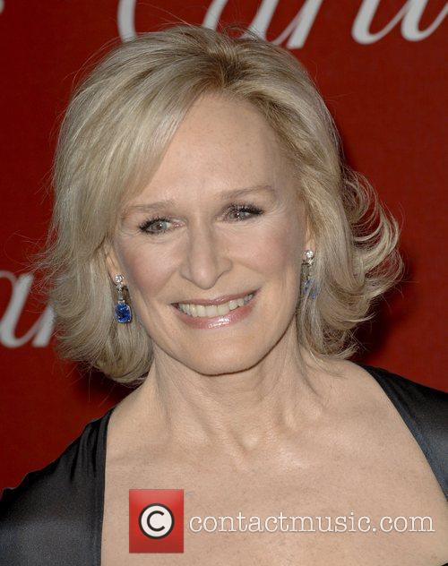 Glenn Close and Palm Springs Convention Center 7