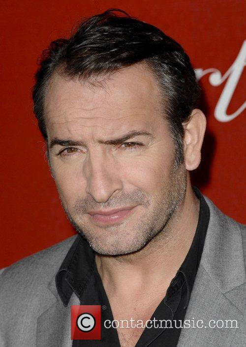 Jean Dujardin and Palm Springs Convention Center 6
