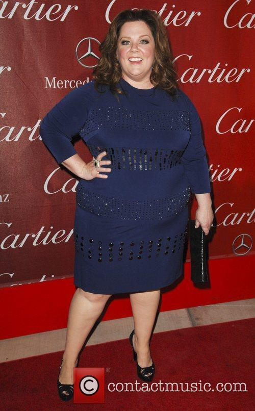 Melissa McCarthy and Palm Springs Convention Center 6