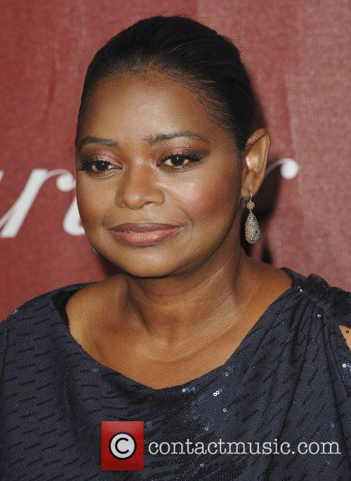 Octavia Spencer and Palm Springs Convention Center 1