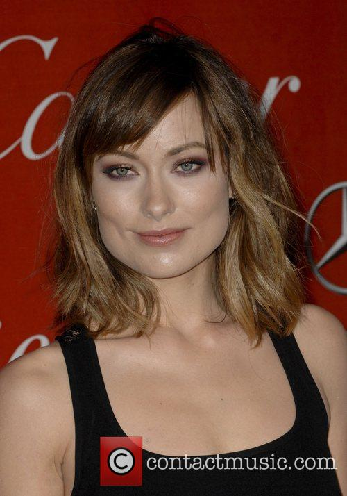 Olivia Wilde and Palm Springs Convention Center 11