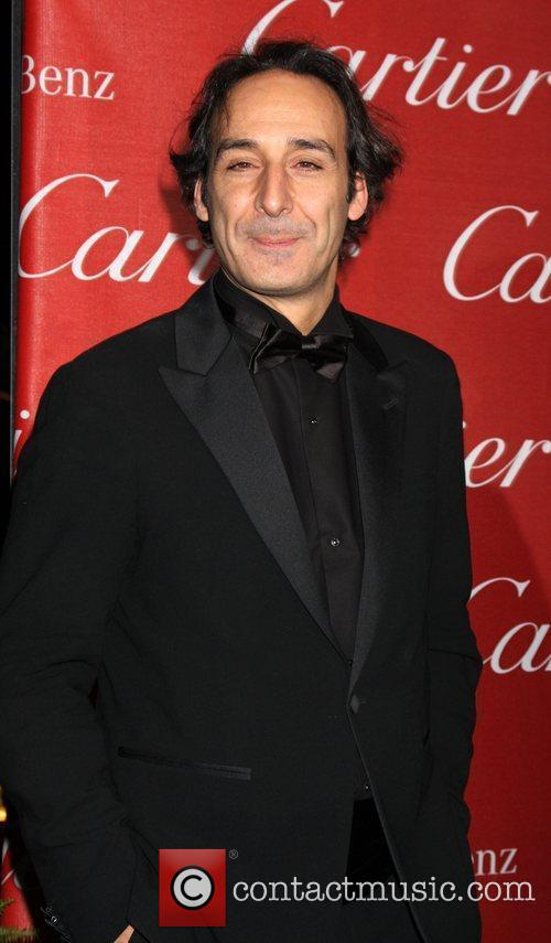 Alexandre Desplat  The 23rd annual Palm Springs...