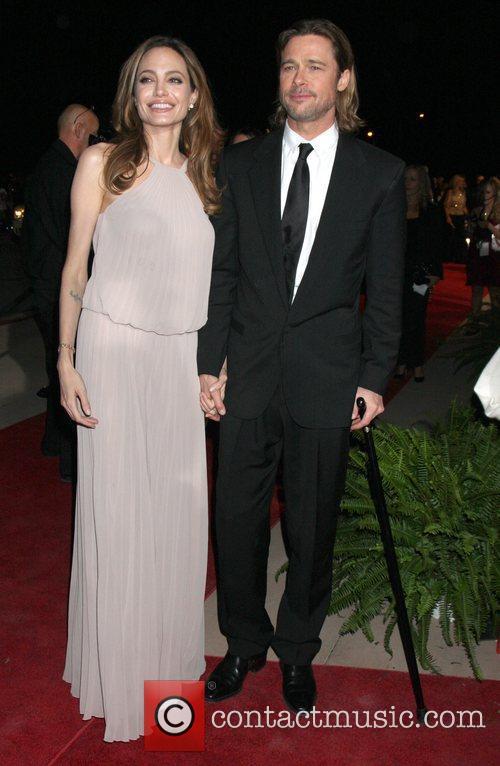 Angelina Jolie, Brad Pitt and Palm Springs Convention Center 13