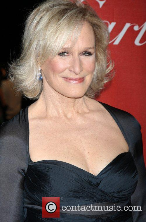 Glenn Close and Palm Springs Convention Center 11