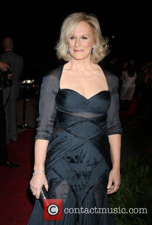 Glenn Close and Palm Springs Convention Center 9