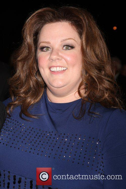 Melissa McCarthy and Palm Springs Convention Center 7