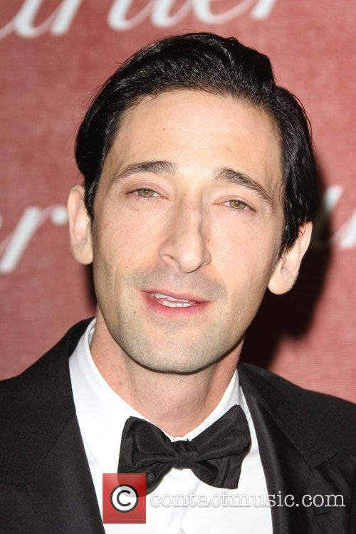 Adrien Brody and Palm Springs Convention Center 2