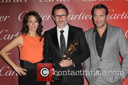 Berenice Bejo, Jean Dujardin and Palm Springs Convention Center 4