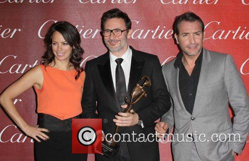 Berenice Bejo, Jean Dujardin and Palm Springs Convention Center 2