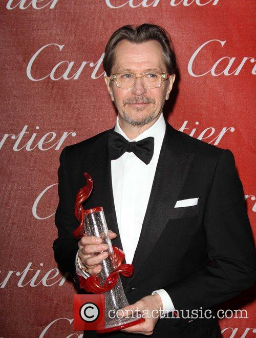 Gary Oldman The 23rd annual Palm Springs International...
