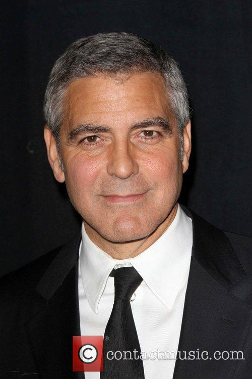 George Clooney and Palm Springs Convention Center 6