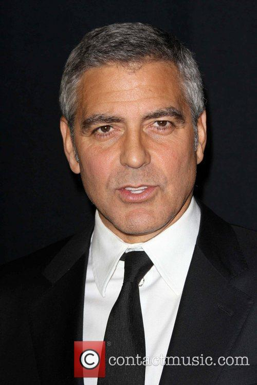 George Clooney and Palm Springs Convention Center 3