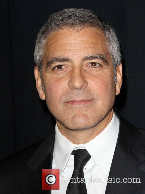 George Clooney and Palm Springs Convention Center 7