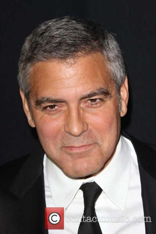 George Clooney and Palm Springs Convention Center 5