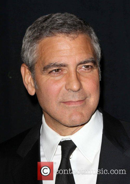 George Clooney and Palm Springs Convention Center 2