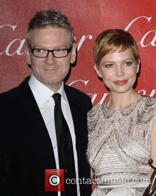 Kenneth Branagh and Michelle Williams The 23rd annual...