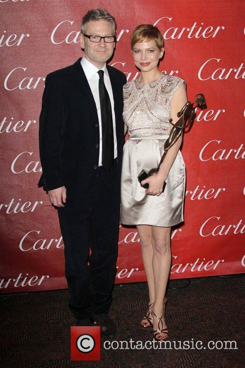 Kenneth Branagh, Michelle Williams and Palm Springs Convention Center 1