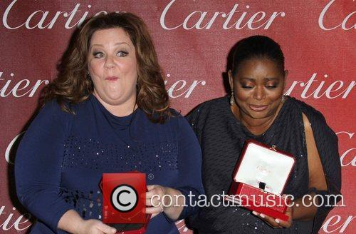 Melissa Mccarthy, Octavia Spencer and Palm Springs Convention Center 2