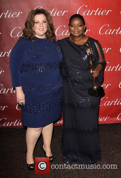 Melissa Mccarthy, Octavia Spencer and Palm Springs Convention Center 1