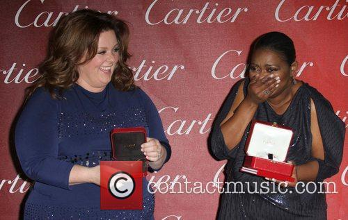 Melissa Mccarthy, Octavia Spencer and Palm Springs Convention Center 4