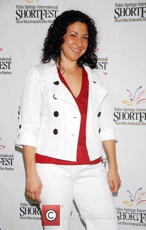 Michelle Gardner  2012 Palm Springs ShortFest Day...