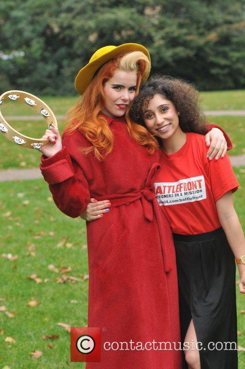 Paloma Faith, Channel, Battlefront, Ava Patel, Houses and Parliament 4