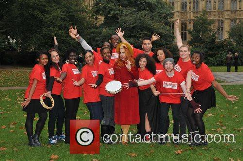 Paloma Faith, Channel, Battlefront, Ava Patel, Houses and Parliament 6