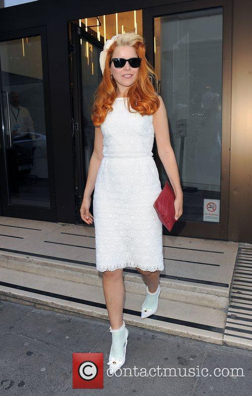 Paloma Faith and Sony 3
