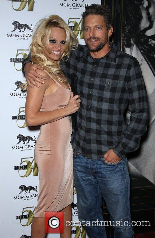 Pamela Anderson hosts Studio 54's Final New Year's...