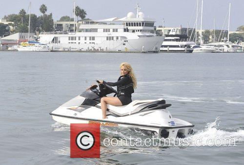 pamela anderson attends the launch of sea 4158115