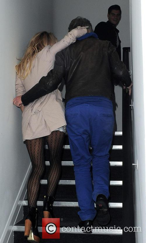 Pamela Anderson and Matt Lapinskas 1