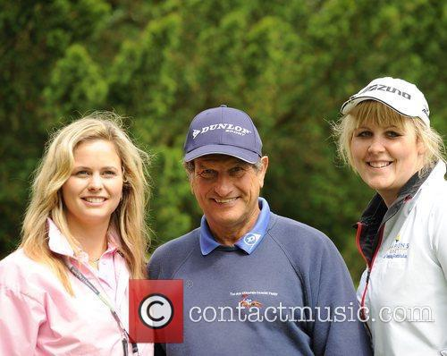 Bob Champion Farmfoods British Par Three Golf competition...