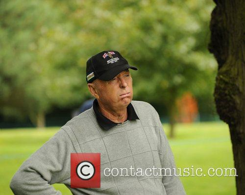 Jasper Carrot Farmfoods British Par Three Golf competition...
