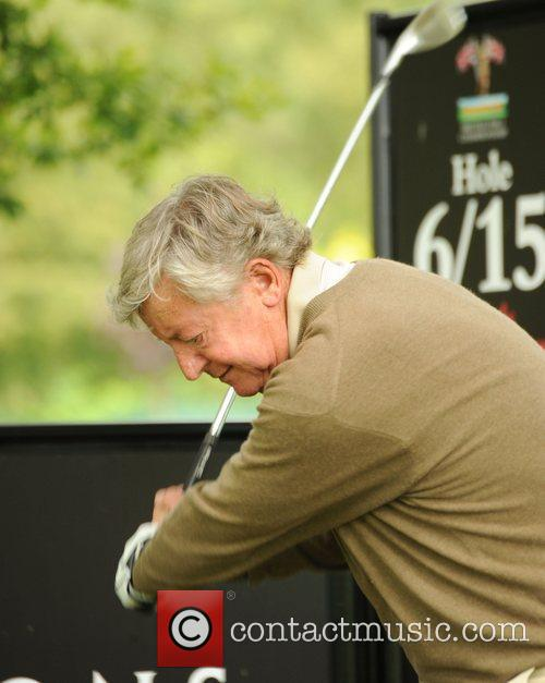 Maurice Bembridge Farmfoods British Par Three Golf competition...