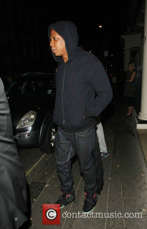 jay z celebrities leaving the arts club 4069131