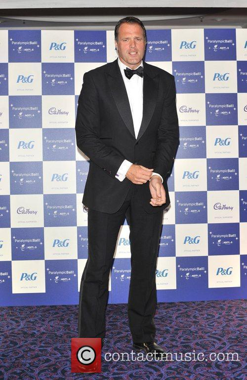 Martin Bayfield The Paralympic Ball held at the...