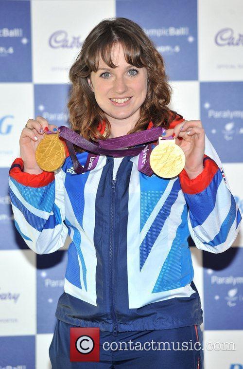 Natasha Baker The Paralympic Ball held at the...