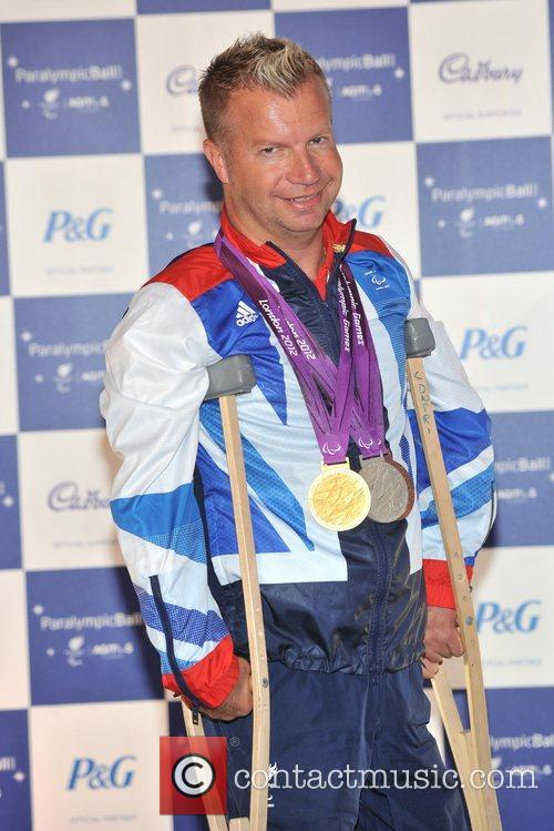 Lee Pearson The Paralympic Ball held at the...