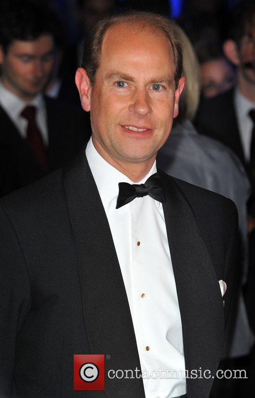 Prince Edward, Earl of Wessex The Paralympic Ball...