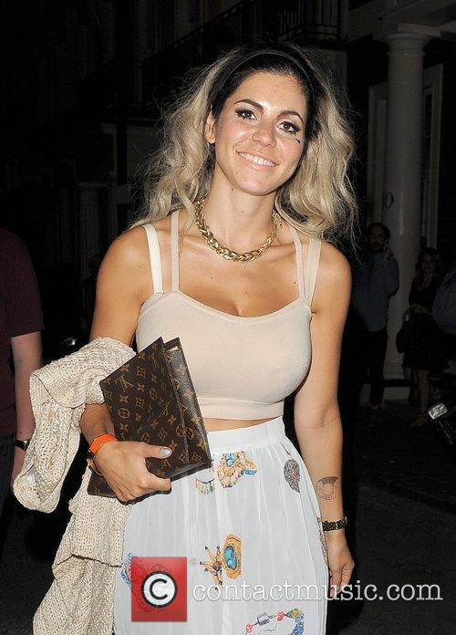 Marina Diamandis and Marina And The Diamonds 9