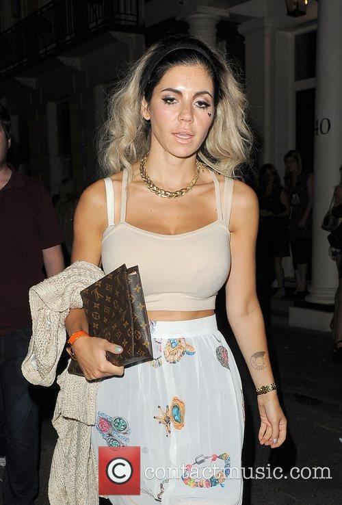 Marina Diamandis and Marina And The Diamonds 10