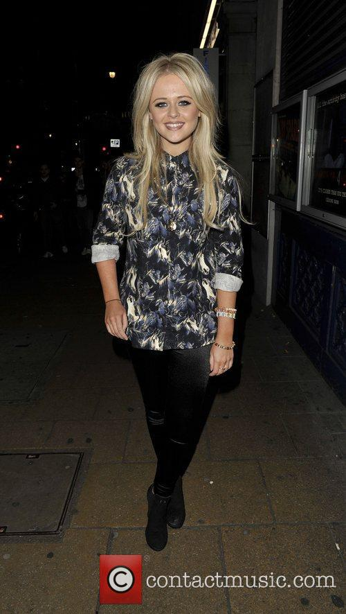 emily atack at the gala screening of 4129738