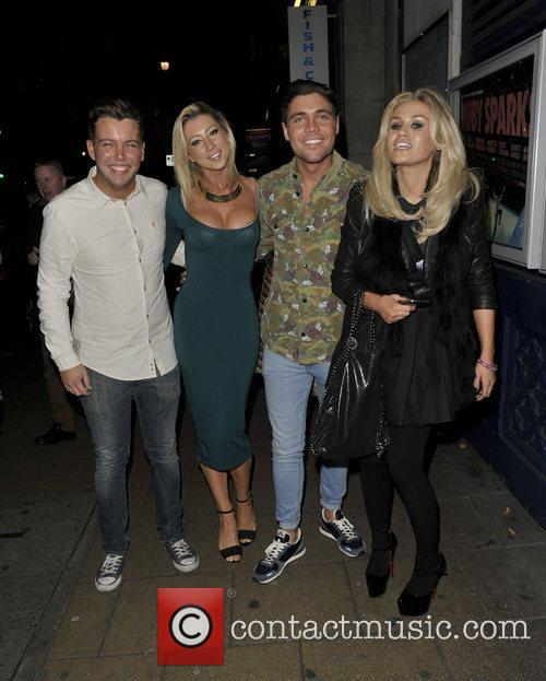 The Only Way is Essex stars - James...