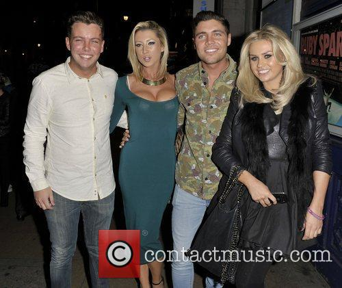 The Only Way, Essex, James, Diags, Bennewith and Tom Pearce 4