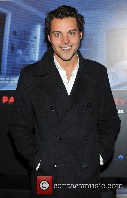 Andy Jordan 'Paranormal Activity 4 Gala Screening' held...