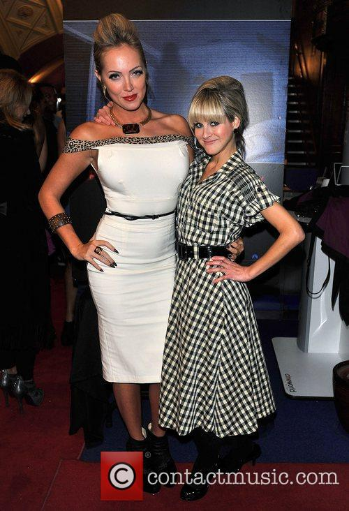 Nikki Grahame and Aisleyne Horgan-wallace 1