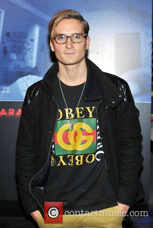 Ollie Proudlock 'Paranormal Activity 4 Gala Screening' held...