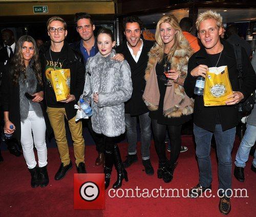 'Paranormal Activity 4 Gala Screening' held at the...
