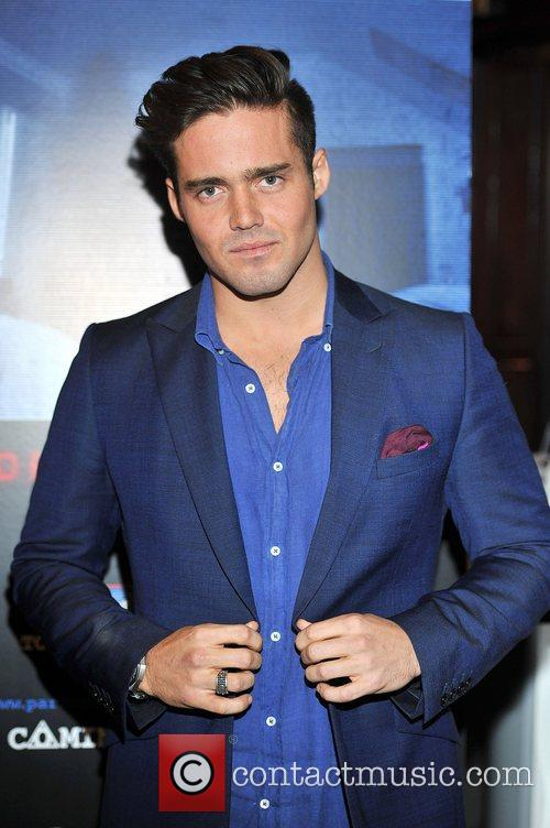 Spencer Matthews 'Paranormal Activity 4 Gala Screening' held...