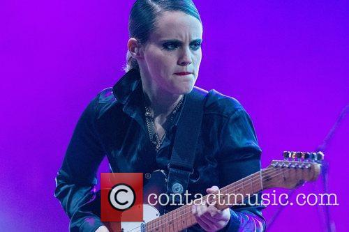 anna calvi performing live at the festival 4037052